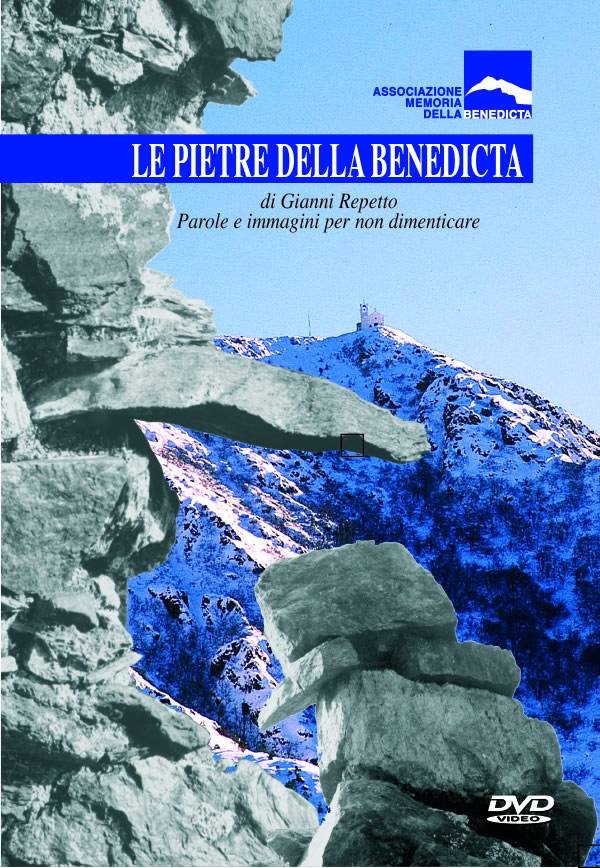 Foto 1 - Le pietre della Benedicta. Parole e immagini per non dimenticare