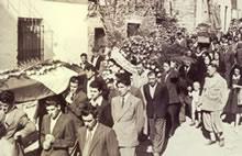 Foto 1 - I caduti della Benedicta, partigiani uccisi, fucilati, deportati