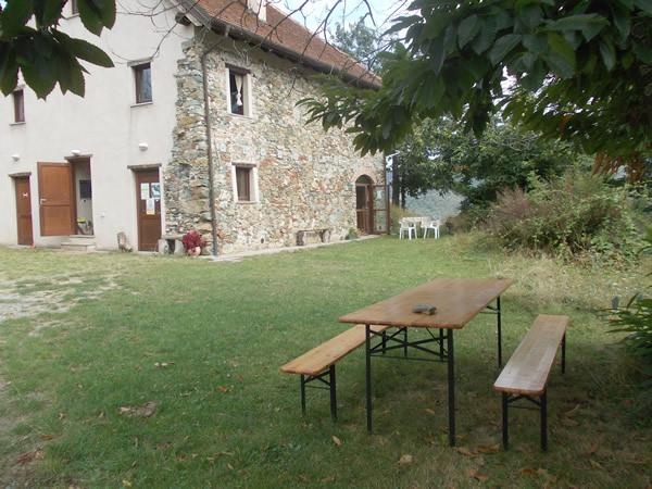 Foto 1 - Centro di documentazione e anello della pace