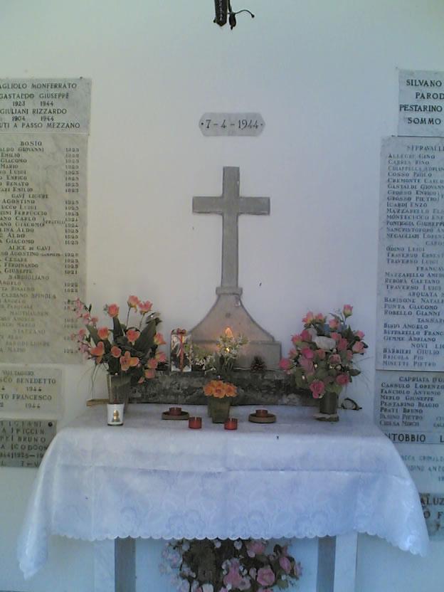 Foto 3 - La Cappelletta e la croce