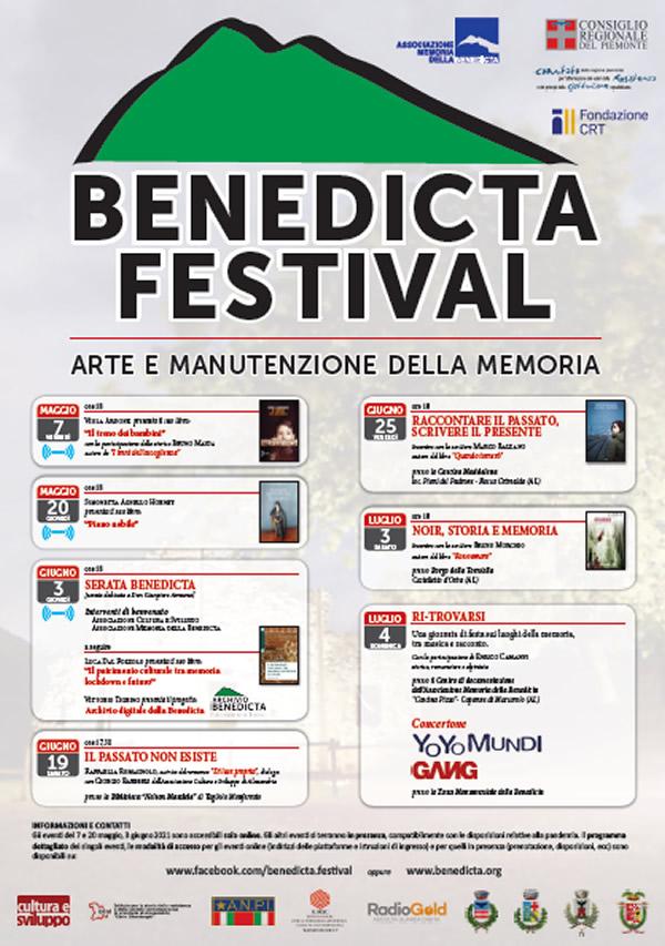 """Foto 1 - Primo appuntamento del Benedicta Festival con Viola Ardone che presenta """"il treno dei bambini"""""""