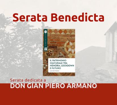 Foto 1 - Giovedì 3 Giugno ore 18 – Serata Benedicta dedicata a Don Giampiero Armano