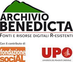 Logo Archivio Benedicta